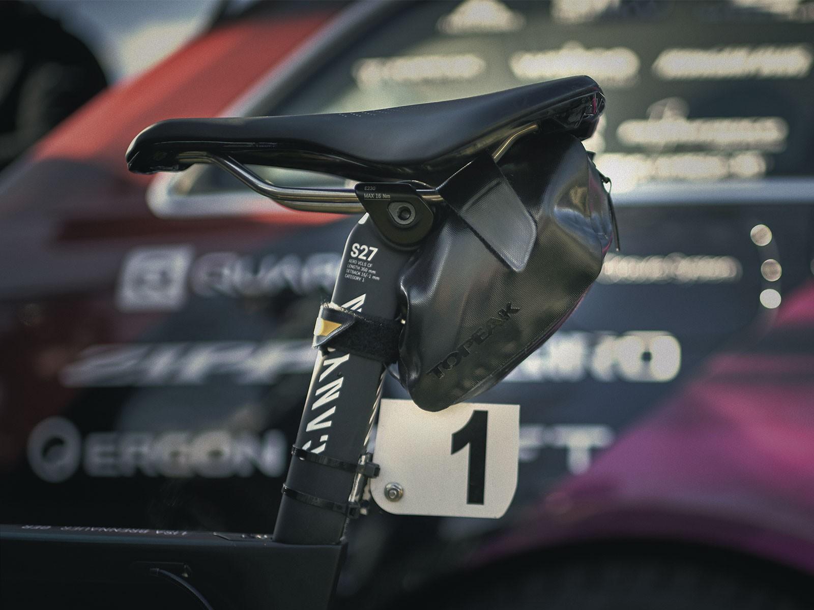 Topeak DynaWedge Micro Bike saddlebag bag 0.35L 66g